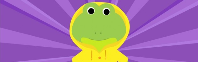 featured frog